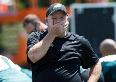 chip kelly genius mad scientist