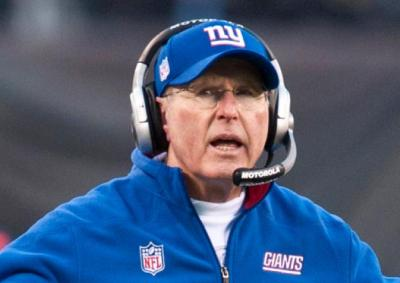 New York Giants, Tom Coughlin