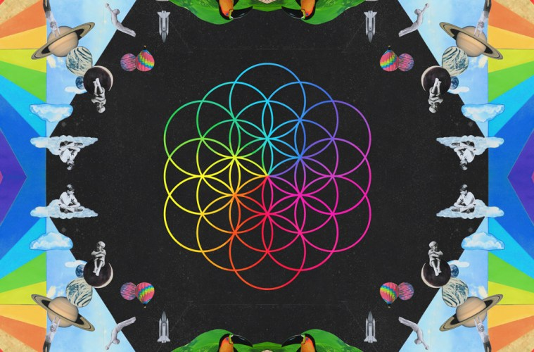 COLDPLAY HEAD FULL OF DREAMS COVER