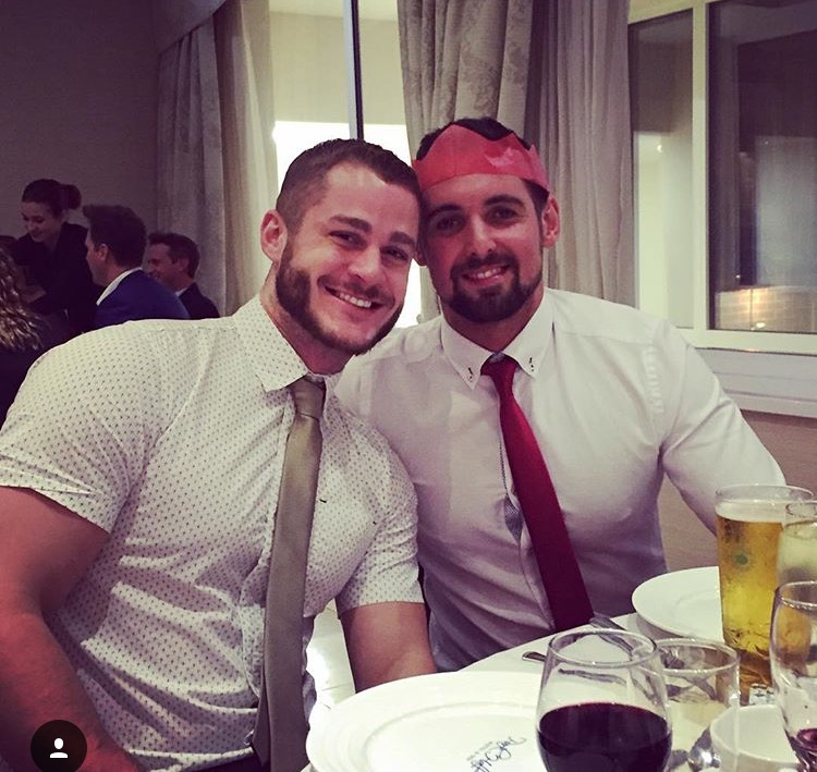Austin and hubby Jake