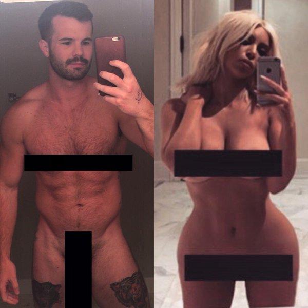 Uncensored kim kardashian naked photos 416