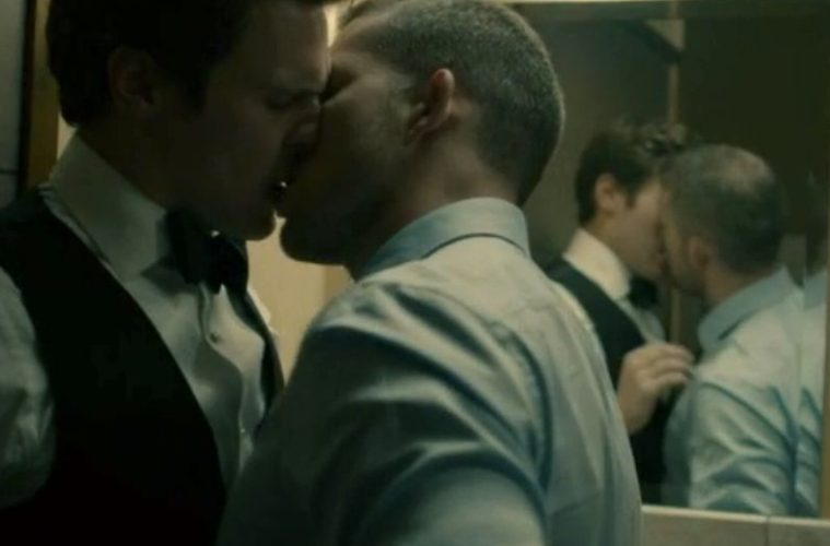 patrick-kevin-kiss-looking-for-a-plus-one-jonathan-groff-ruseell-tovey