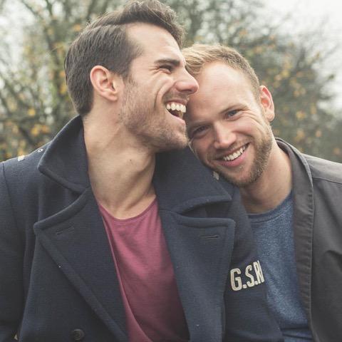 Peter and David