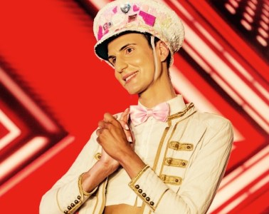 This image is strictly embargoed until 00.01 Saturday 3rd September 2016  From Thames / Syco Entertainment  The X Factor: TX03 on ITV  Pictured: OTTAVIO (Ottavio and Bradley)  This photograph is (C) Thames / Syco Entertainment and can only be reproduced for editorial purposes directly in connection with the programme or event mentioned above. Once made available by ITV plc Picture Desk, this photograph can be reproduced once only up until the transmission [TX] date and no reproduction fee will be charged. Any subsequent usage may incur a fee. This photograph must not be manipulated [excluding basic cropping] in a manner which alters the visual appearance of the person photographed deemed detrimental or inappropriate by ITV plc Picture Desk.  This photograph must not be syndicated to any other company, publication or website, or permanently archived, without the express written permission of ITV Plc Picture Desk. Full Terms and conditions are available on the website www.itvpictures.com  For further information please contact: shane.chapman@itv.com 020 7157 3043