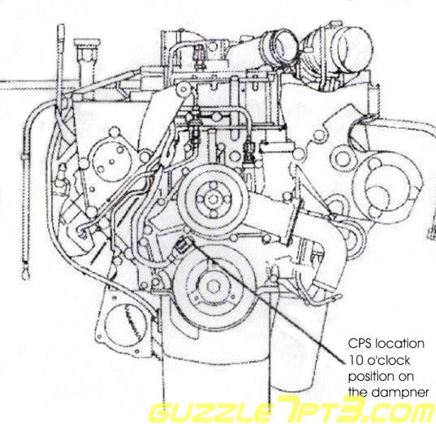 7 3 powerstroke fuel filter location
