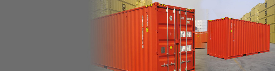 Container Sales And Rentals New And Used For Shipping And