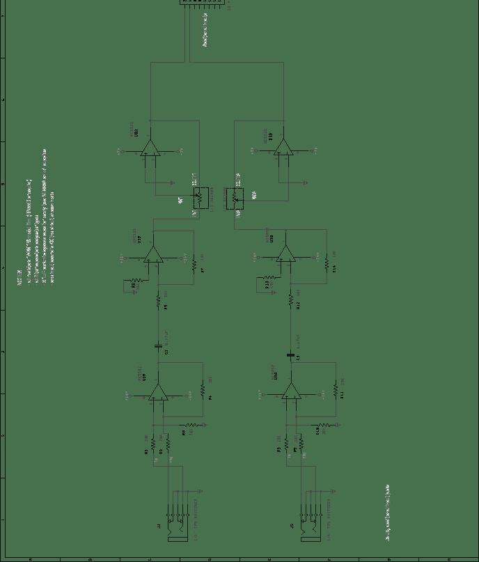 input module Schaltplang