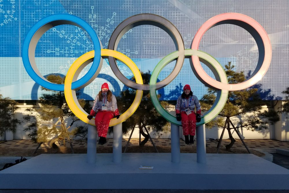 Students travel from around the world to volunteer at Pyeongchang - volunteers around the world