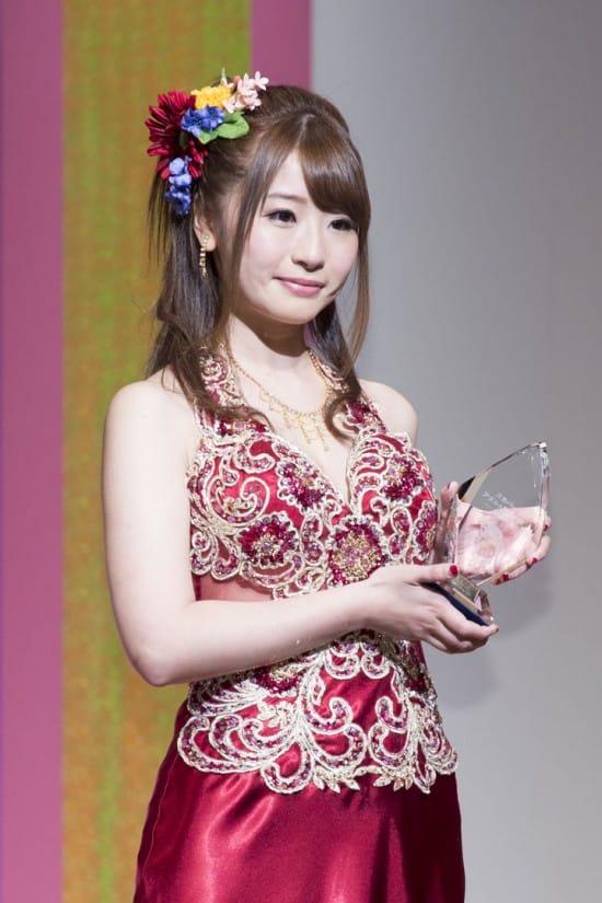 Pertama kali dalam sejarah Aktris AV Hatsumi Saki dapat 4
