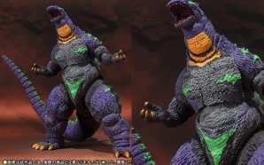 Bandai pamerkan figure Godzilla dengan sentuhan Evangelion