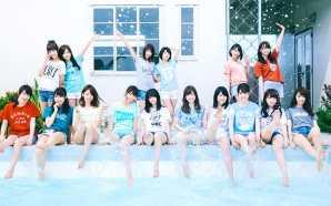 "Nogizaka46 merilis video music terbaru untuk single ""Hadashi de Summer"""