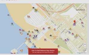 Temukan keberadaan Pokémon di map dengan PokéVision