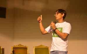 Seminar CompFest 8: Inovasi dan Teknologi yang Bermanfaat