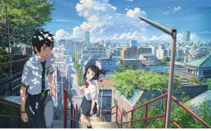 Film 'your name.' karya Makoto Shinkai puncaki box office Jepang…