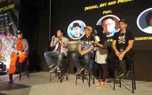 Indonesia Comic Con 2016 membuka hari pertama