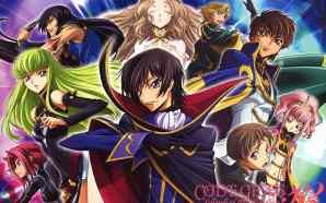 Code Geass dapatkan sekuel baru & trilogi film anime