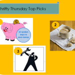 Thrifty Thursday – 5th March 2015