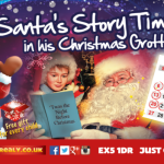 Win Tickets to Santa's Storytime at Devon's Crealy
