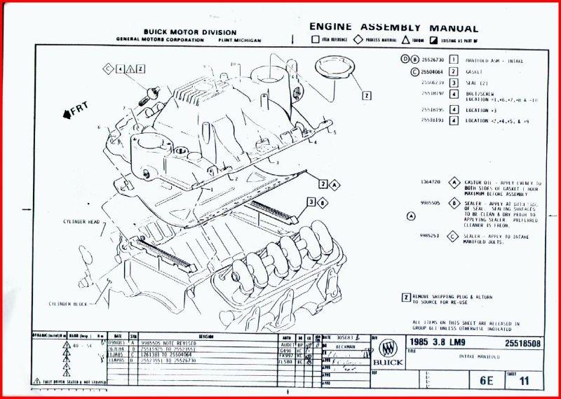1984 buick skyhawk fuse box