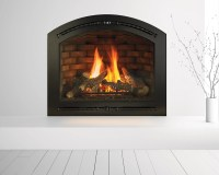 Heat & Glo - Cerona Gas Fireplace - H2Oasis