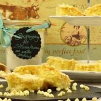 Backmischung selber machen für saftigen Zitronenkuchen