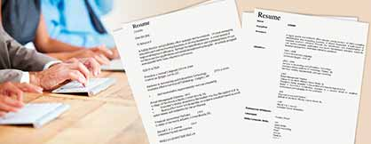 Resume Formatting Solutions for a Recruitment Agency - Case Study