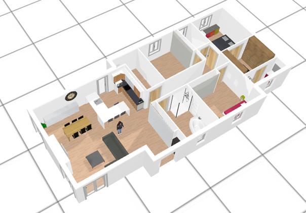 Logiciel de dessin gratuit pour plan de maison - l\u0027Habis - Logiciel De Dessin De Maison Gratuit