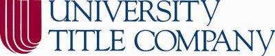 University Title logo