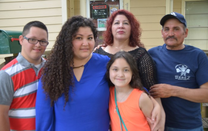 Bryan/College Station Habitat for Humanity Partner Family: The Juarez Family