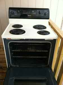 donated stove