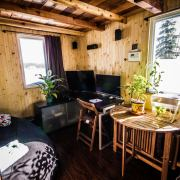 Salon bureau tiny house 3