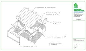 Plan de construction micromaison 5