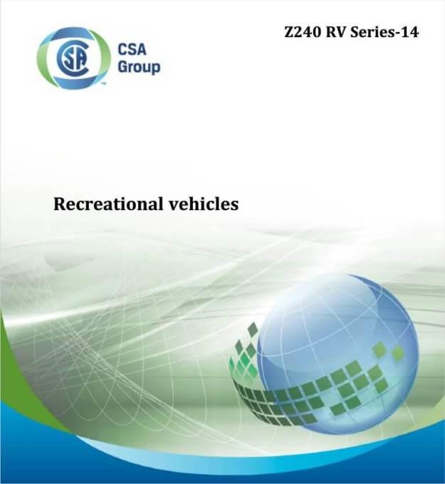 CSA Z240 RV Series