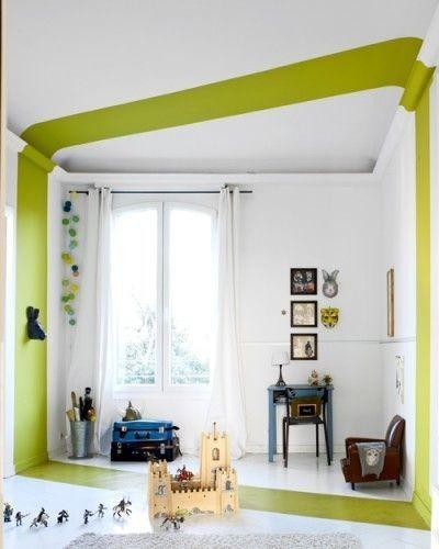 10 Idées peintures pour chambre d\u0027enfant Habitatpresto