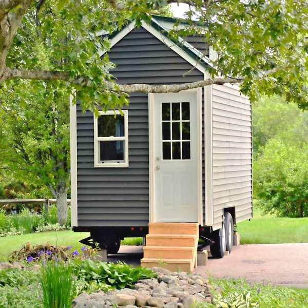 Prix Tiny House  un mini budget pour une mini maison ! - Cout Annexe Construction Maison