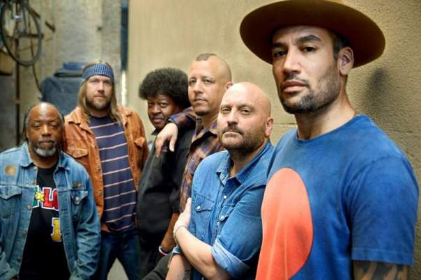 Ben Harper at the Les Schwab Amphitheater, 2016