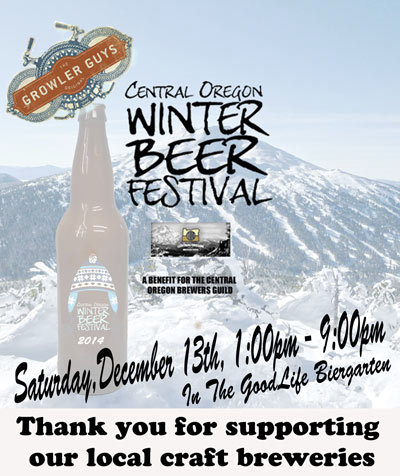 Central Oregon Winter Beer Fest 2014