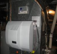 Forced Hot Air System Humidifier - Hackettstown NJ