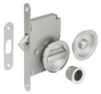 Sliding Door Lock, with Hookbolt, for Bathrooms - Hfele U ...