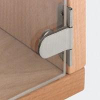 Glass door hinge - in the Hfele Australia Shop