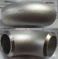 DIN 2605 butt welding pipe fittings elbows and bends ...