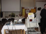 Das öffentliche Krankenhaus Hainburg/D. war mit Medizinern vertreten