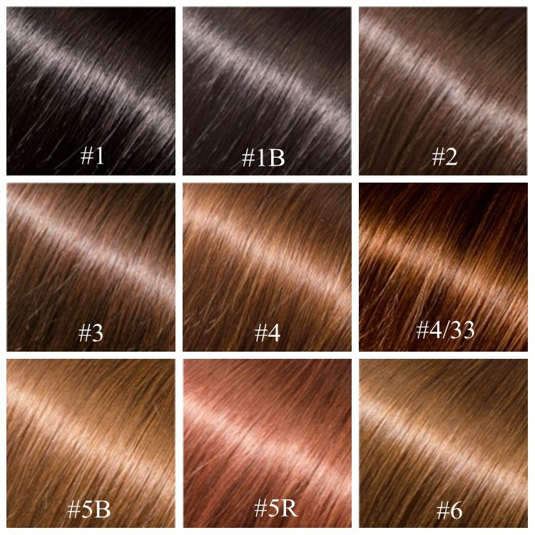 Hair Color Chart :hair2design - hair color chart