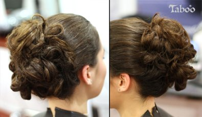 Hairup style photo