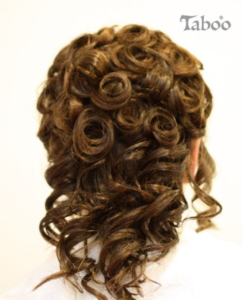 Updo design photo