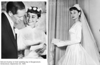 Angella's blog: Audrey Hepburn wedding hair style The ...