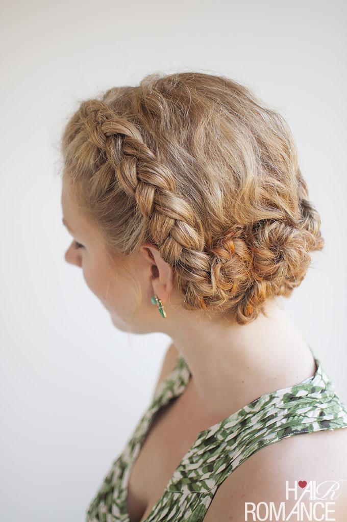 Hair Tutorial Hair Behind Ear