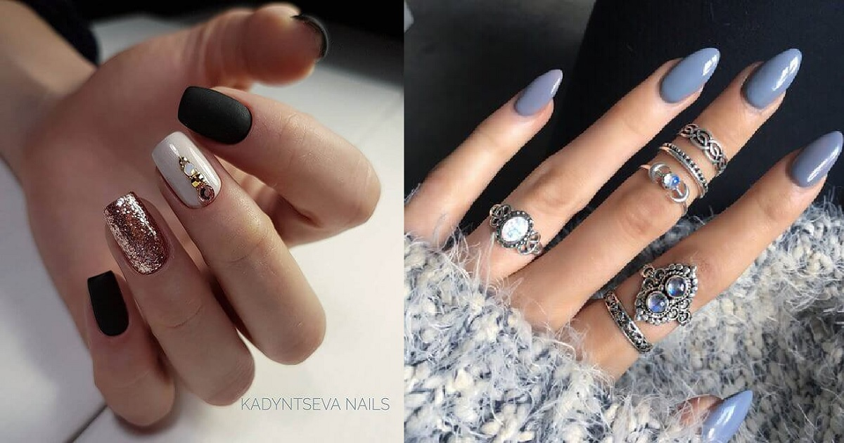 24 Simple  Elegant Nail Ideas to Express Your Personality Hairs
