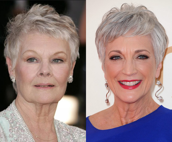 Short haircuts for women over 60 jpg