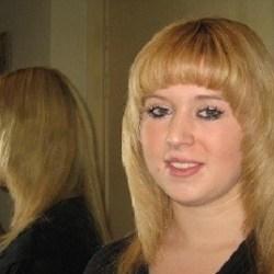 haar metamorfose lang blond afbeelding 5